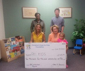 In May 2015, Christine's Hope for Kids awarded PEI Kids a grant to provide Child Assault Prevention and Bully Prevention workshops for third-grade and first-grade students in Trenton Public Schools.