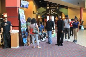 PEI Kids' Film Screening & Town Hall Meeting at AMC 24 Theater, June 28, 2017